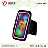 Fita para Samsung, iPhone & HTC (preto + cor-de-rosa)