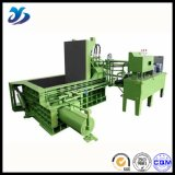 Tipo cilíndrico hidráulico prensa del acero inoxidable de la alta calidad Y81 del desecho de metal para la venta