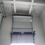 Portas verticais do elevador da porta secional aérea