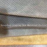 Tissu non-tissé gris d'Ultrosonic pour la couverture Anti-UV et anti-vieillissement de bateau et la couverture de véhicule