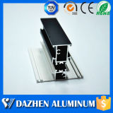 Windows 문을%s 분말에 의하여 입히는 코팅에 의하여 양극 처리되는 알루미늄 알루미늄 단면도