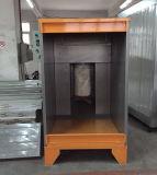 Cabine della vernice di spruzzo del rivestimento della polvere in lotti per la bombola per gas
