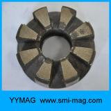 Aleación de acero del imán del rotor
