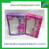 Kundenspezifischer Belüftung-Fenster-Papierkasten-Duftstoff-Kasten-kosmetischer verpackenkasten