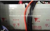 Conduite d'entrepôt sur la balayeuse électrique industrielle d'étage de vide