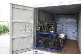 スペース節約高放射能区域のための1台のトンまたは日のコンテナに詰められたアイスキャンディー機械
