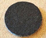 거친 디스크를 역행시키는 고능률 실리콘 탄화물 훅과 루프