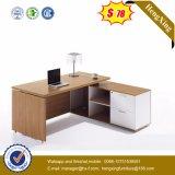 Muebles de oficinas modernos de madera del vector ejecutivo del MDF de la melamina (HX-ET14013)