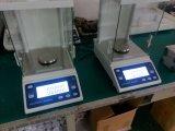 0.01g, 0.001g, balanço eletrônico do laboratório da elevada precisão 0.0001g com protetor de vento