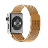 스테인리스 Apple Iwatch를 위한 자석 흡입 활동 금속 결박