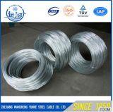 造りGabionのためのGalfan Wire/Zn-5%Alのコーティングの鋼線か電流を通された鋼線