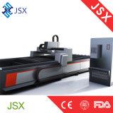 Автомат для резки лазера волокна CNC главного качества 1500W для обрабатывать листа металла (JSX3015D-1500W)