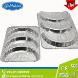 Aluminiumfolie-Behälter für Nahrung (Z3614)
