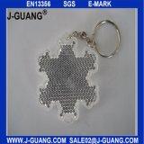Keyring потехи отражательный, цепь подарка промотирования ключевая (JG-T-05)