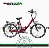 Elektrisches Fahrrad mit v-Bremse Tektro