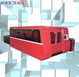 Machine de découpage de laser de fibre de GS de Hans 3000W