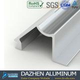 Nepal-Markt-Aluminiumprofil mit kundenspezifischem Entwurf