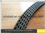 Cinghia di sincronizzazione industriale di gomma della trasmissione 208 210 212 214 216 220 224 226 XL