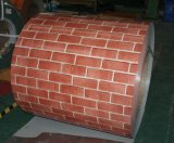 Bobines en acier revêtues de couleur PPGI / PPGL pour la construction de toitures