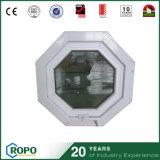 オーストラリアの標準2047年のPVC曇らされたガラスの浴室の換気Windows