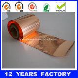 Cinta de cobre de la hoja de la pureza usada para el PWB de la batería del transformador y la electrónica de la precisión
