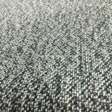 Tela hecha girar de las lanas de la tela escocesa del oro en existencias