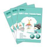 Aw A3 A4 het Document van de Overdracht van de T-shirt voor Lichte Katoenen van de Kleur Textiel