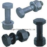 De zware Structurele Bouten van de Hexuitdraai voor DIN6914
