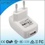 GSおよびセリウムの証明書を持つKptecのアダプター6With5V 1A USBの充電器