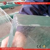 태양 전지 유리를 위한 유리제 직선 둥근 테두리 기계