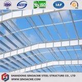 Il Ce ha certificato la tettoia strutturale d'acciaio di conservazione frigorifera di qualità industriale