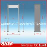 Detector de metales del marco de puerta de la sensibilidad del fabricante de China alto con 33zones