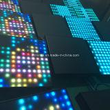 Tuile de Pixel de 12*12 DEL, Pixel d'Artnet Klingnet DEL traçant le voyant