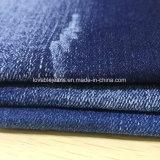 tela azul marino del dril de algodón 9.7oz para los pantalones vaqueros de los hombres (WW103)