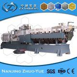 م و ISO9001 Zhuoyue البلاستيك حبيبات جعل التوأم برغي الطارد