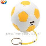 Bank van de Macht van het Ontwerp van de voetbal de Mobiele voor de Navulbare Batterijen van iPhone 2600mAh