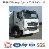 camion di trasporto della betoniera dell'euro 4 di 7cbm Sinotruck HOWO Volvo