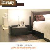 Divanyの木の家具モデルベッド