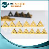 Вставки карбида филируя и поворачивая с покрытием CVD PVD двойным