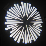 300W la lámpara principal móvil más nueva del punto de la viga LED
