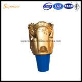 Rolamento de rolo que afronta bits Tricone de 6 polegadas TCI para a mineração
