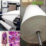 """60 """", 63 """", 64 """" grande papel seco rápido contra onda do Sublimation da qualidade 90g para a impressão Plotador-Baseada"""