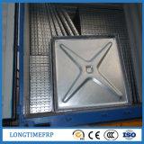 Tanque de agua de panel seccional galvanizado en caliente