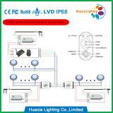 indicatore luminoso subacqueo della piscina di 18W LED con due anni di garanzia