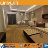 Mattonelle di pavimento dell'interno autoadesive del vinile del PVC delle plance