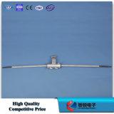 Вспомогательное оборудование кабеля штуцеров зажима для подвешивания/кабеля ADSS