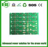 De Batterij BMS van de Raad van PCB van de Elektronika van de Batterij van het lithium voor 4s 17V 15A de Li-IonenBatterij BMS van de Batterij