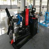 Câmara de ar espiral que dá forma à máquina para a fatura galvanizada do duto de ar da folha