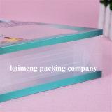La couleur de Panton a estampé des sacs d'empaquetage en plastique de PVC pliant le modèle avec le traitement