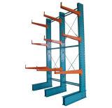 Einzelner und doppelter Arm-Lager-Speicher-freitragende Stahlzahnstange